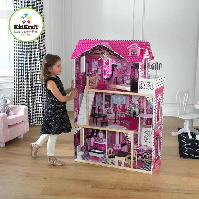 maison en bois kidkraft