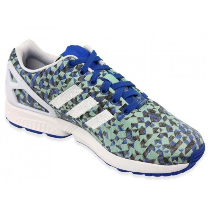 ZX FLUX WEAVE MOZ - Chaussures Homme Adidas XUWhFzg