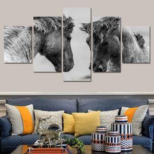 tableau animaux noir et blanc achat vente tableau animaux noir et blanc pas cher soldes. Black Bedroom Furniture Sets. Home Design Ideas