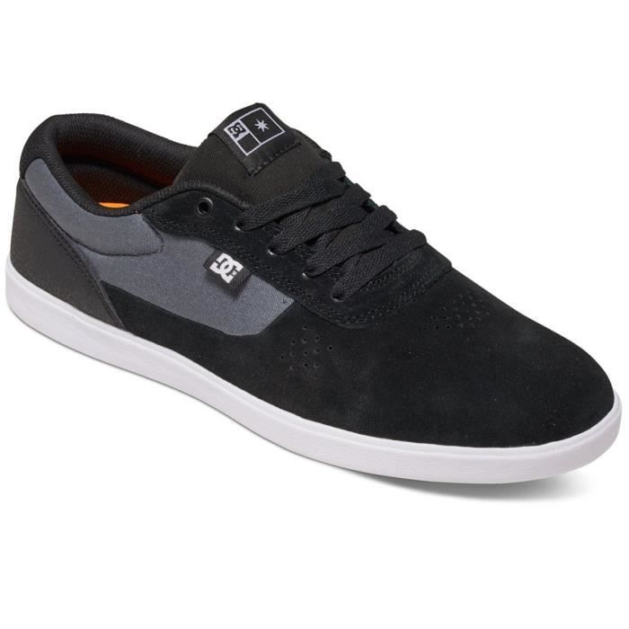 DC SHOES Switch S Lite Chaussure Homme - Taille 41 - NOIR