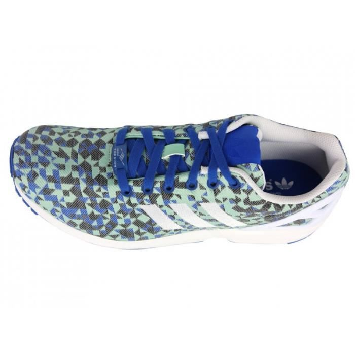 ZX FLUX WEAVE MOZ - Chaussures Homme Adidas