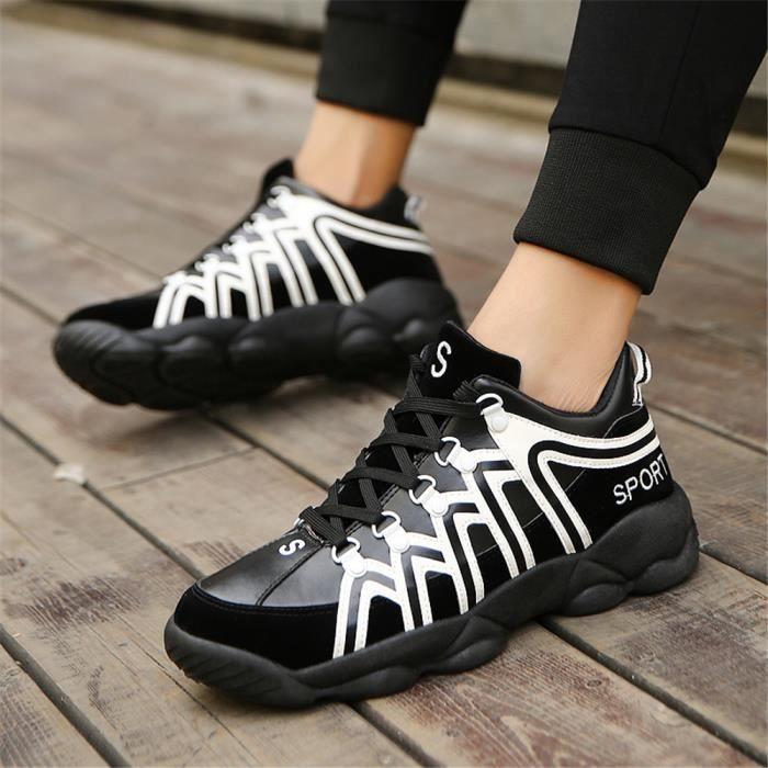 Baskets Homme 2017 Automne et Hiver de haute qualité pour hommes Chaussures Nouvelle Mode ylx326