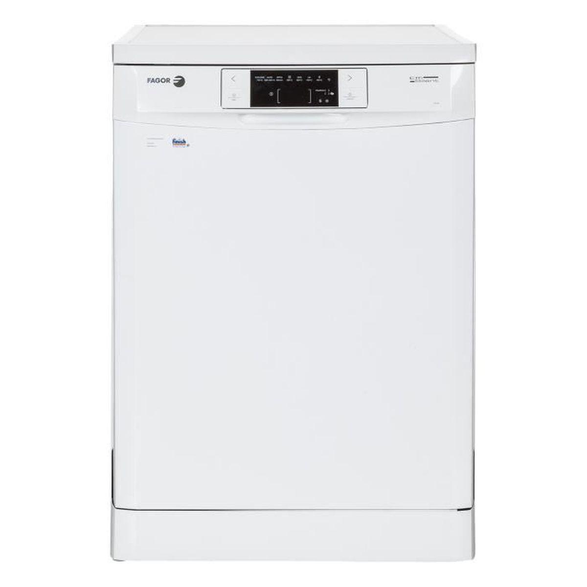 lave-vaisselle encastrable modèle es38 - fagor - blanc - achat