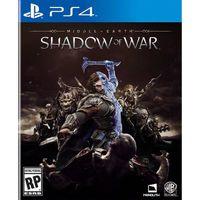 JEU PS4 La Terre du Milieu L'Ombre de la Guerre PS4 + 2 Le
