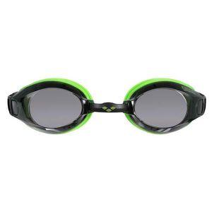 9d0e40a5c4d811 Lunettes Arena Zoom X-fit Green   Smoke   Black - Prix pas cher ...