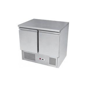 ARMOIRE RÉFRIGÉRÉE Table 900x700x850 GN1/1 300L réfrigérée Compact -