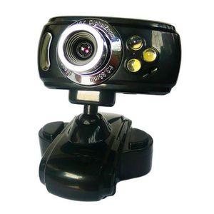 WEBCAM 20 Mega USB 3 LED Webcam Cam Caméra PC portable +