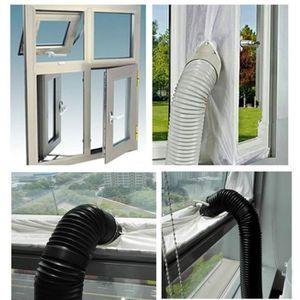 CLIMATISEUR MOBILE JOYOOO AirLock Étanchéité de fenêtre Hot Air Arrêt