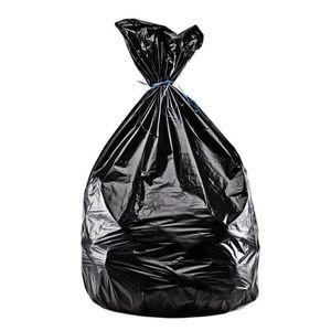 SAC POUBELLE Sacs poubelles noirs 30L-35 microns (1 rouleau)