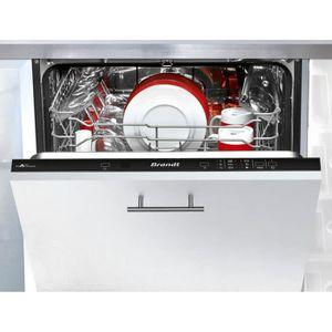 LAVE-VAISSELLE Lave-vaisselle BRANDT VH 1744 J - 14 couverts - A+
