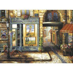 PUZZLE Puzzle 1000 pièces : Galerie des arts