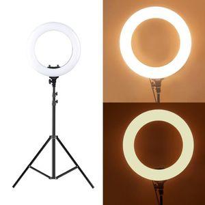 Dimmer Mode De 26cm Ring Lumière 3 Usb Led Lampe Light Anneau SMpzVqU