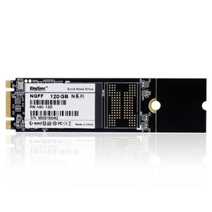 DISQUE DUR SSD KingSpec 120G MLC M.2 NGFF 22 * 80mm SSD Solid Sta