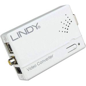 CÂBLE TV - VIDÉO - SON Lindy - 32629 - Convertisseur vidéo vers VGA