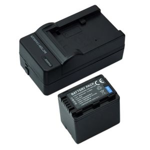 BATTERIE APPAREIL PHOTO 1X 3900mAh 3.6V Remplacement Batterie VW-VB380 VBT