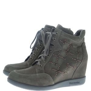 BASKET Nero Giardini Sneakers Femme Verdegris