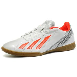 save off c39ca c7808 CHAUSSURES DE FOOTBALL Adidas F5 IN Chaussures de football homme blanc ...