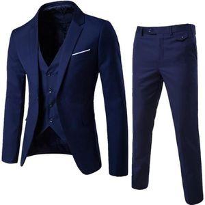 COSTUME - TAILLEUR Costumes Slim Costume 3 pièces Blazer de soirée de a02b7f7d993