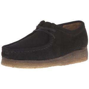 BOTTE CLARKS Chaussures de bottes talon wallabee femmes