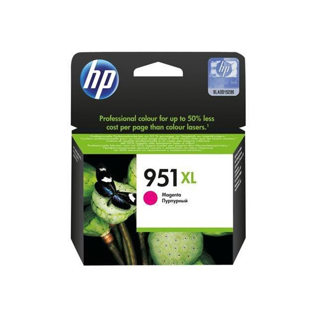 HP Cartouche d'encre 951XL - 1500 pages - 1 Pack -  Magenta