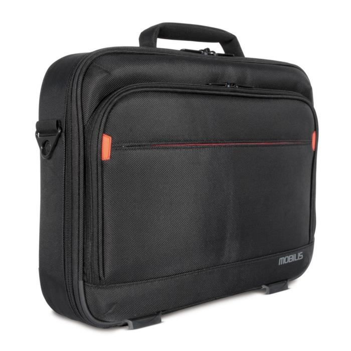 MOBILIS Sacoche pour ordinateur portable - Executive 2 One - 14-16'' - Noir
