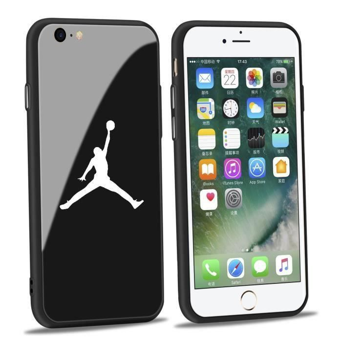 coque iphone 8 noirs
