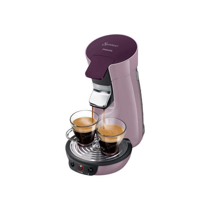 philips senseo viva café hd7829 machine à café 1 bar couleur