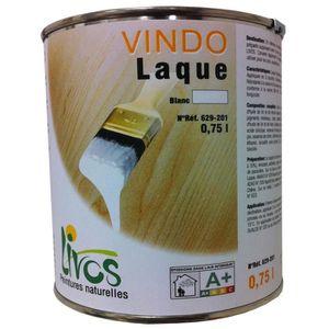 ... PEINTURE   VERNIS Blanc   0.75L   PEINTURE Naturelle Bois/métal Pour. U2039u203a