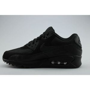 buy popular bcd07 2c536 ... BASKET NIKE Basket Homme Air Max 90 - Noir ...