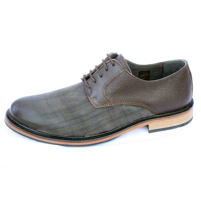 DERBY HOMME CHAUSSURESLUXE CUIR LUSQUINOS 44 5O9tHuuO