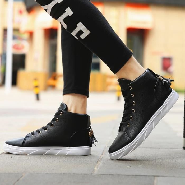 Mode Chaussure montantes chaussures Shoes Mode Homme montantes Skate Homme chaussures Basket HqwRfP7P