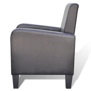 fauteuil dossier haut achat vente fauteuil dossier haut pas cher black friday le 24 11. Black Bedroom Furniture Sets. Home Design Ideas
