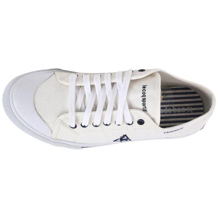 Chaussures Vervins Low Blanc Femme Le Coq Sportif