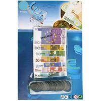 MARCHANDE lot de billets et monnaies euro