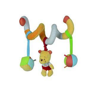 DISNEY Winnie L'Ourson Spirale avec 3 jouets en suspension