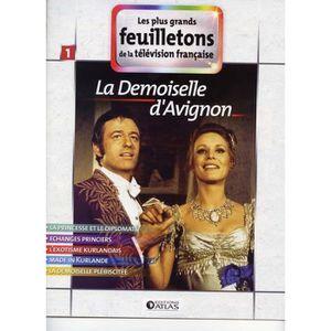 DVD SÉRIE La Demoiselle d'Avignon - V. 1 (1 DVD)