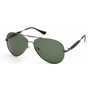 lunette de soleil aviateur homme achat vente pas cher. Black Bedroom Furniture Sets. Home Design Ideas