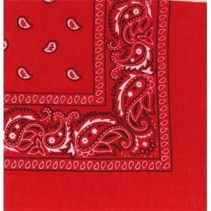 ECHARPE - FOULARD Bandana rouge. Bandana rouge c739824640c