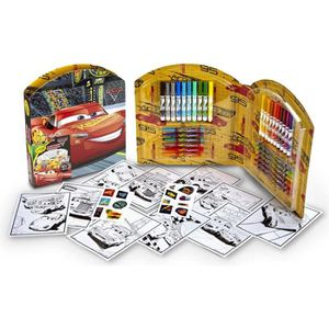 malette coloriage cars achat vente jeux et jouets pas chers