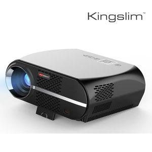 Vidéoprojecteur Vidéoprojecteurs Maison Cinéma Full HD 1080P Andro