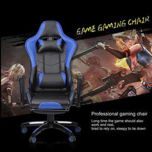 SIÈGE GAMING Siège de Gamer chaise Fauteuil de Bureau Racing Ga