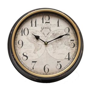 horloge murale style industriel achat vente horloge murale