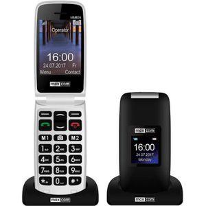 Téléphone portable Maxcom Comfort MM 824 Téléphone portable à clapet