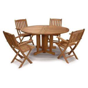 Tables de repas de jardin - Tissens