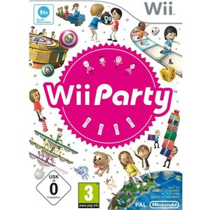 JEU WII Wii Wii Party