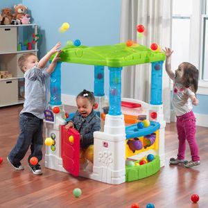 MAISONNETTE EXTÉRIEURE STEP2 Maison Wonderball Fun