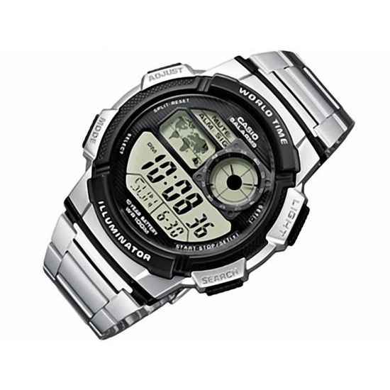 Ae Collection 1000wd Montre Casio Hommes 1avef TJ1cFlK3
