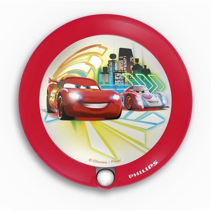 Disney Philips Veilleuse  Cars LED