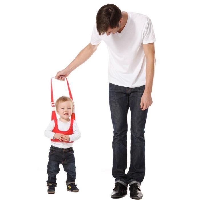 harnais pour bébé assistant marche sangle de harnais de sécurité ailes  infantile portent ceinture ad0d3066421