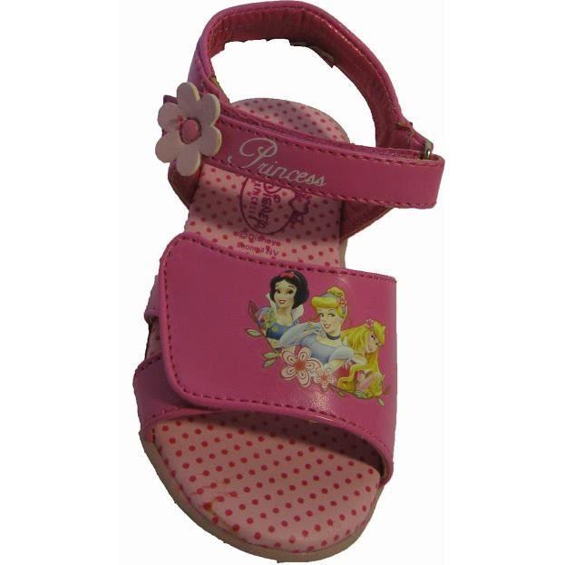 Sandales Princess pour filles